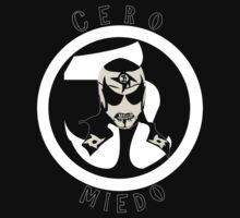 Pentagon jr Cero Miedo with dark background by Bertaud11