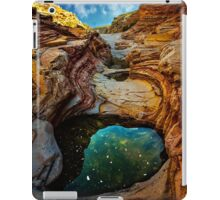 Ernst Canyon, Big Bend iPad Case/Skin