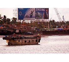 Morning on the Saigon #1 Photographic Print
