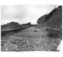 train track Poster