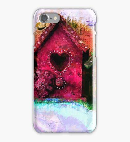 Baby Birdhouses iPhone Case/Skin