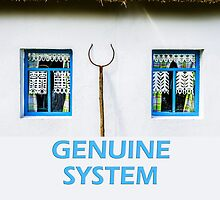 Genuine system by luckypixel