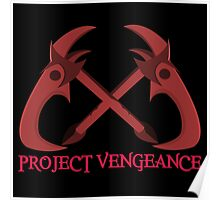 Project Vengeance Poster