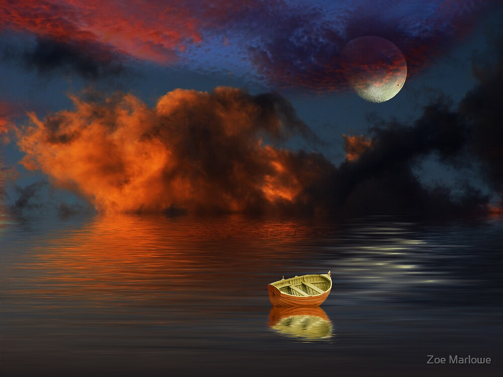 Tranquil Bay by Zoe Marlowe