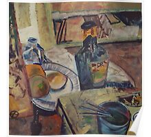 STILL LIFE WITH DRY(C1994) Poster