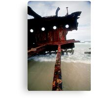 Shipwreck #6 Canvas Print