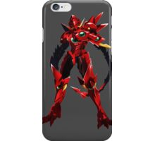 High School DXD Born Issei Hyoudou Red Dragon iPhone Case/Skin