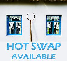 Hot swap available by luckypixel