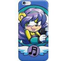 Singing Mina iPhone Case/Skin