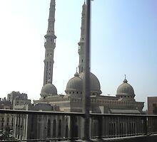egyptian masjid by sami al-haj