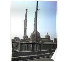 egyptian masjid Poster