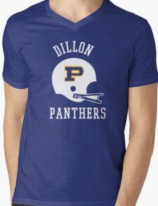 Dillon Panthers Football  Mens V-Neck T-Shirt