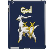 God iPad Case/Skin