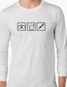 Nurse equipment Long Sleeve T-Shirt