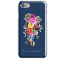 The Most Exotic Flower iPhone Case/Skin