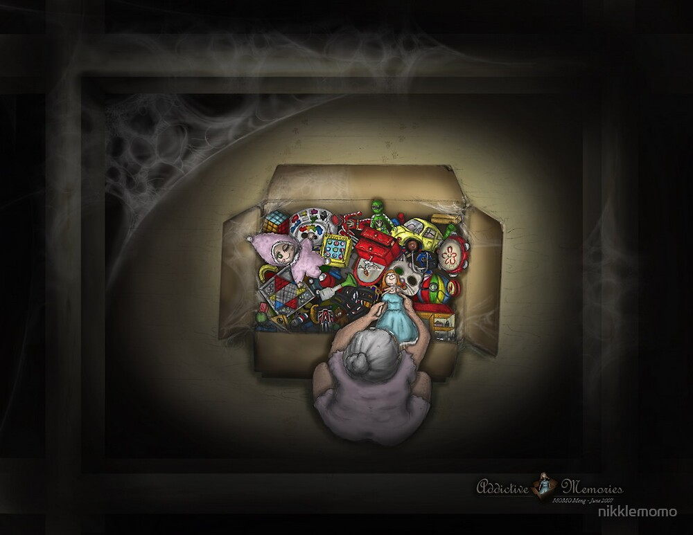 Boxes of life --- Memories by nikklemomo