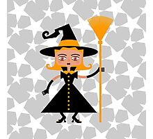 Wicked witch Photographic Print