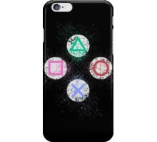 PS controller iPhone Case/Skin