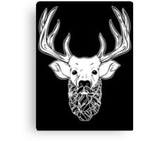 Deer Beard Canvas Print