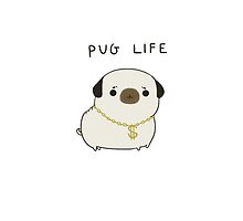 Pug Life by Lagger