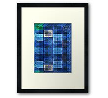 ©Square Ditto VI Framed Print