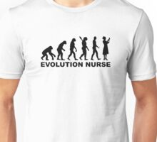 Evolution Nurse Unisex T-Shirt