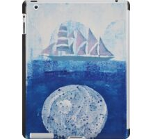 Lunar Reflection iPad Case/Skin