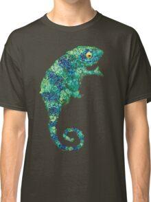 Chameleon Lizard Green Classic T-Shirt