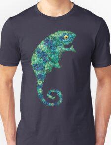 Chameleon Lizard Green T-Shirt
