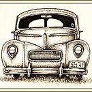 '42 Willys Americar Coupe by Sean Phelan