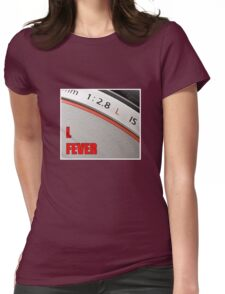 """L"" Fever Womens Fitted T-Shirt"