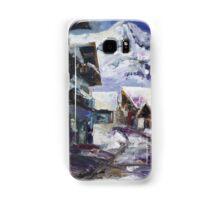 Schattberg, Austrian Alps Samsung Galaxy Case/Skin