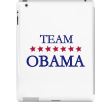 Team Obama iPad Case/Skin