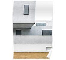 Bauhaus master house II Poster
