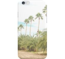 Awesome Palms iPhone Case/Skin