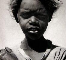 Aboriginal Boy by Rosie Call