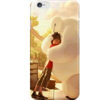 Big Hero 6 - Baymax and Hiro iPhone Case/Skin