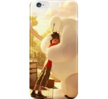 Big Hero 6 - Baymax and Hiro iPhone Case/Skin