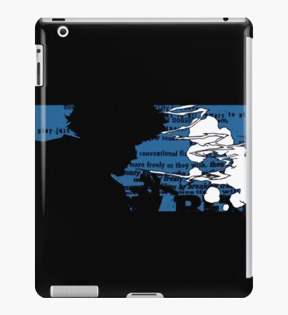 Smoking Spike Spiegel iPad Case/Skin