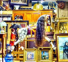 Antiques Shop Window by missmoneypenny