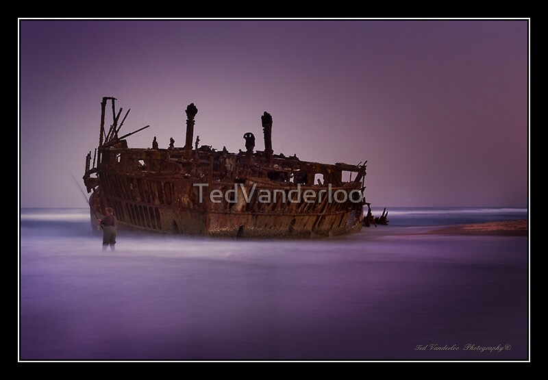 Maheno II by TedVanderloo