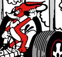 Pendletons Speed Shop Sticker