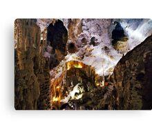 grutas de garcia 15 Canvas Print