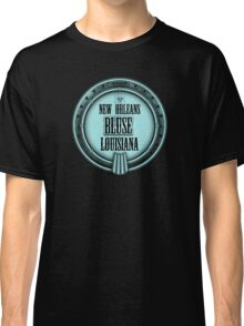 New Orleans Banjo Blues Classic T-Shirt