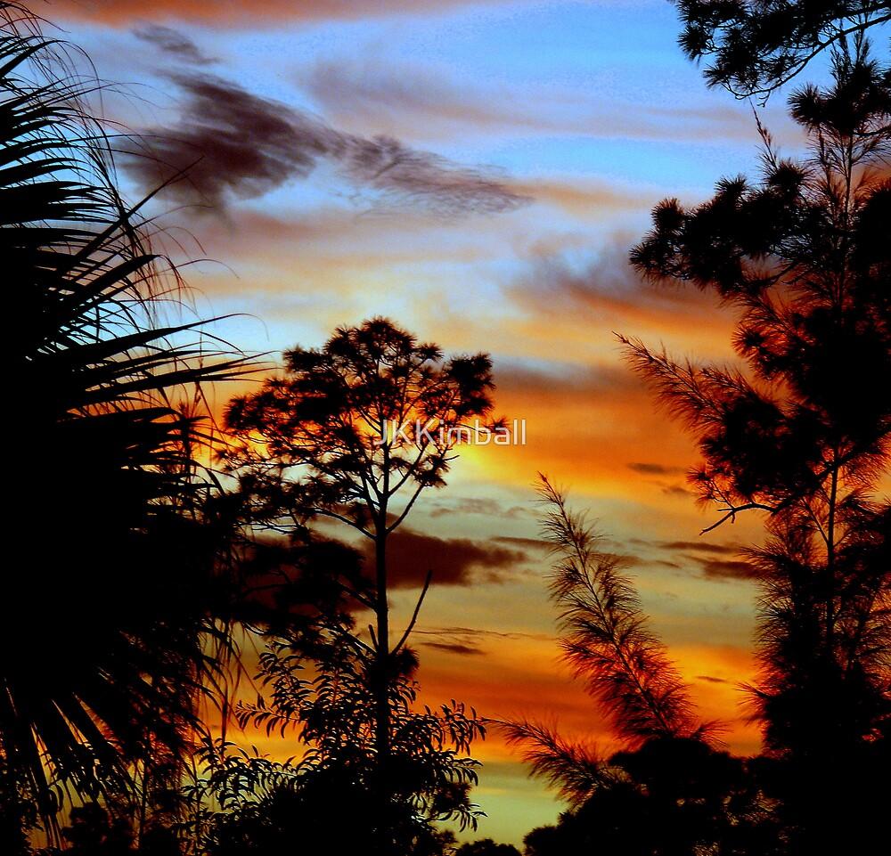 Everglades Sunset  by JKKimball