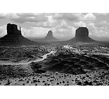 Monumental Photographic Print