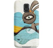 Surfing Waves Swirls Samsung Galaxy Case/Skin