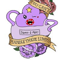 Adventure Time - You Can't Handle These Lumps by Seignemartin