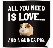 Love And A Guinea Pig 2 Poster