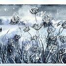 Frosty Night Walk by LinFrye